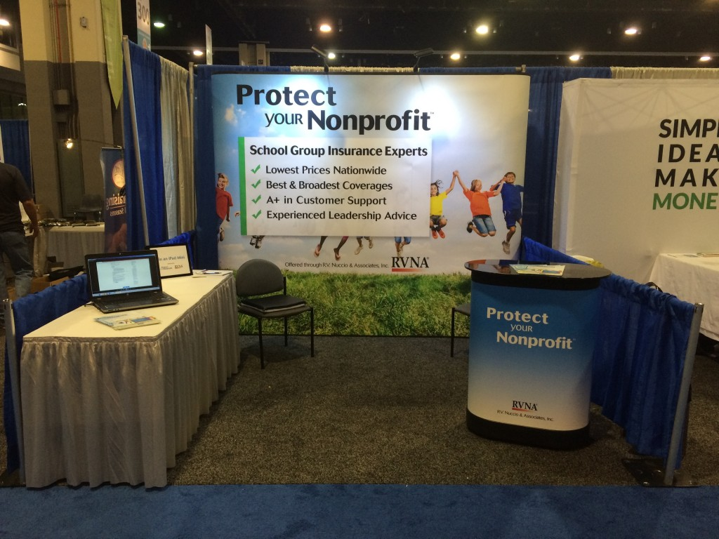 Protect Your Nonprofit Booth 2015