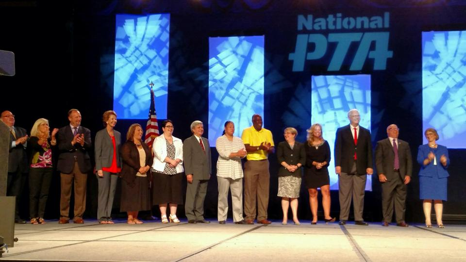 PTA Convention Board Members 2015 - 2017