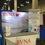 RVNA Booth At PTA Con 2016